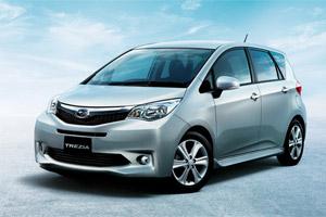 Toyota отзывает Vitz, Yaris и Subaru Tresia