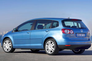 Volkswagen явил миру новинку Golf Variant