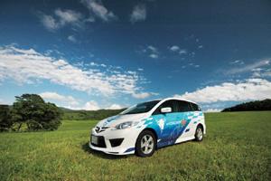 GM и Honda выпустят автомобиль на водороде