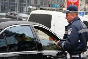 ГАИ Киева рассказала о пьяных водителях