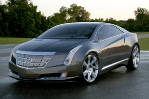 Cadillac ELR будет иметь светодиодные фары