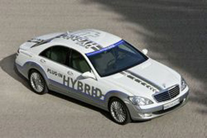 Новый Mercedes-Benz во Франкфурте