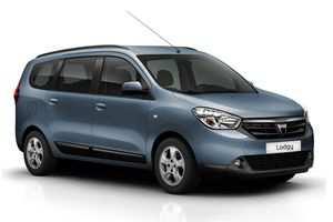 Renault Lodgy приедет в Украину!