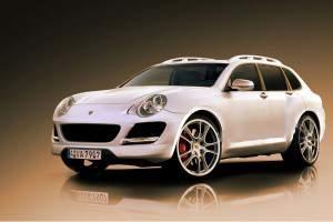 Porsche Cayenne - уже их 500000!