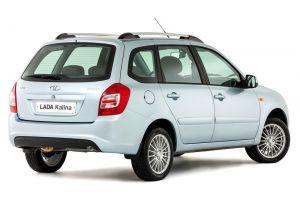 Новая Lada Kalina в кузове универсал появится в августе