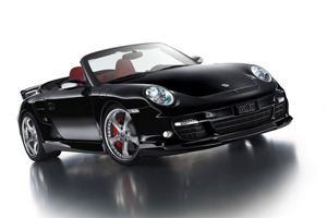 Завершаются тесты 911 Turbo Cabrio
