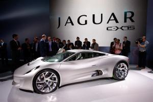 Скоро: новый коцепткар от Jaguar
