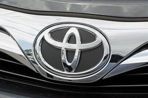 Toyota сохранила лидерство на мировом рынке