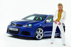 Volkswagen Golf Variant с полным приводом