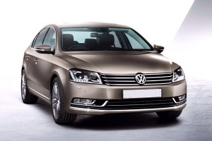 "Volkswagen отметил 40-летие ""Пассата"""