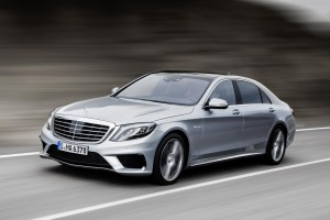 Mercedes-Benz S63 AMG: калиф на час