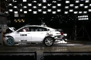 Авто General Motors получили 5 звезд на краш-тестах