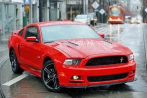 Ford выпустит Mustang нового поколения