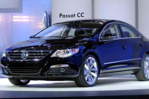 Новый Passat появится на рынке в 2014 году