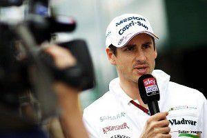 Формула-1: Надежды Адриана Сутиля