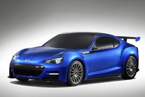 Subaru представит таинственное авто