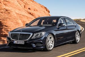 Mercedes-Benz: новый седан S-class