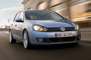 Самые популярны автомобили в Европе