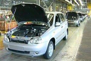 Продажи Lada в Казахстане растут
