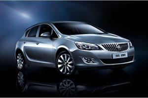 В продажу поступили обновленные Opel Astra