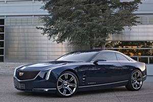 Cadillac показал прообраз флагманской модели