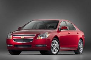 Chevrolet определился с ценой рестайлингового Malibu