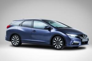 Honda представит осенью новый универсал