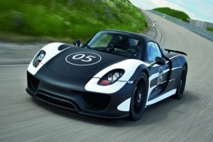 Рассекречен суперкар Porsche 918 Spyder