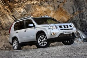 Завершаются испытания Nissan X-Trail