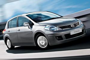 Nissan отзывает почти 13 тысяч хэтчбеков Note