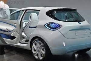 Renault: новых электромобилей не будет