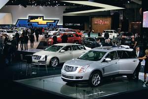 Автомобильный рынок США восстанавливается