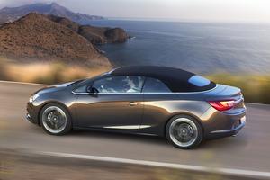 Opel Cascada оснастят новым мотором