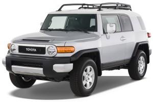 Toyota больше не будет делать FJ Cruiser