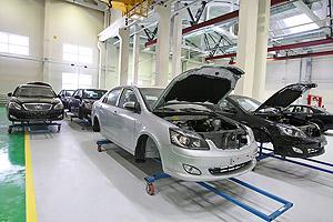 Увеличение автомобильного рынка Китая
