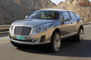 Новый внедорожник от Bentley