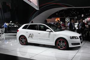 Встречаем электромобиль от Audi