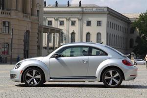 Volkswagen Beetle пришел в Россию