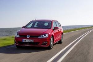 Volkswagen Golf Variant уже в продаже