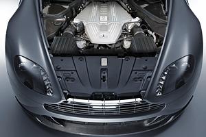 Aston Martin с двигателями от AMG появятся через 4 года