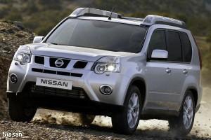 Представлен новый Nissan X-Trail