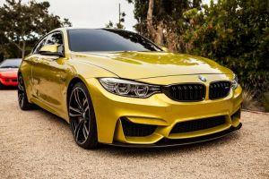 Новый мотор автомобиля BMW M4