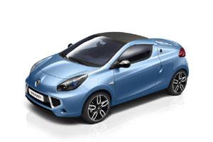 Двухдверка Renault готовится к продажам в России