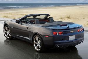 Дебют нового Chevrolet Camaro состоится