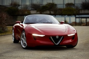 Alfa Romeo и Mazda тестируют совместный родстер