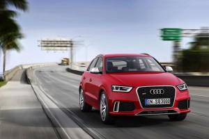 Audi RS Q3: купите в России!