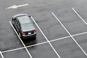 Предупреждение о зонах платной парковки
