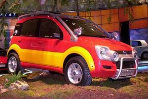 Размеры Fiat 500 будут увеличены