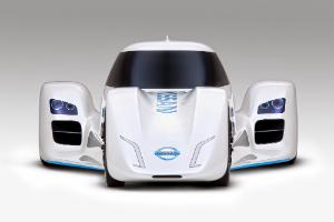 Экспериментальный Nissan для Ле-Мана