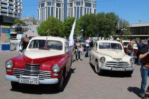 Уникальный автопробег MAN Roadshow стартовал в Украине